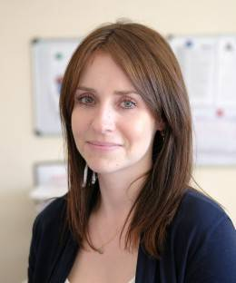 Katherine Jenkins, Head of the Centre for Addiction Treatment Studies